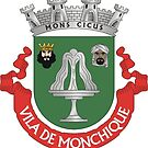 Coat of Arms of Monchique, Portugal by Tonbbo