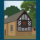 ROMILEY - Chadkirk Chapel by CRP-C2M-SEM