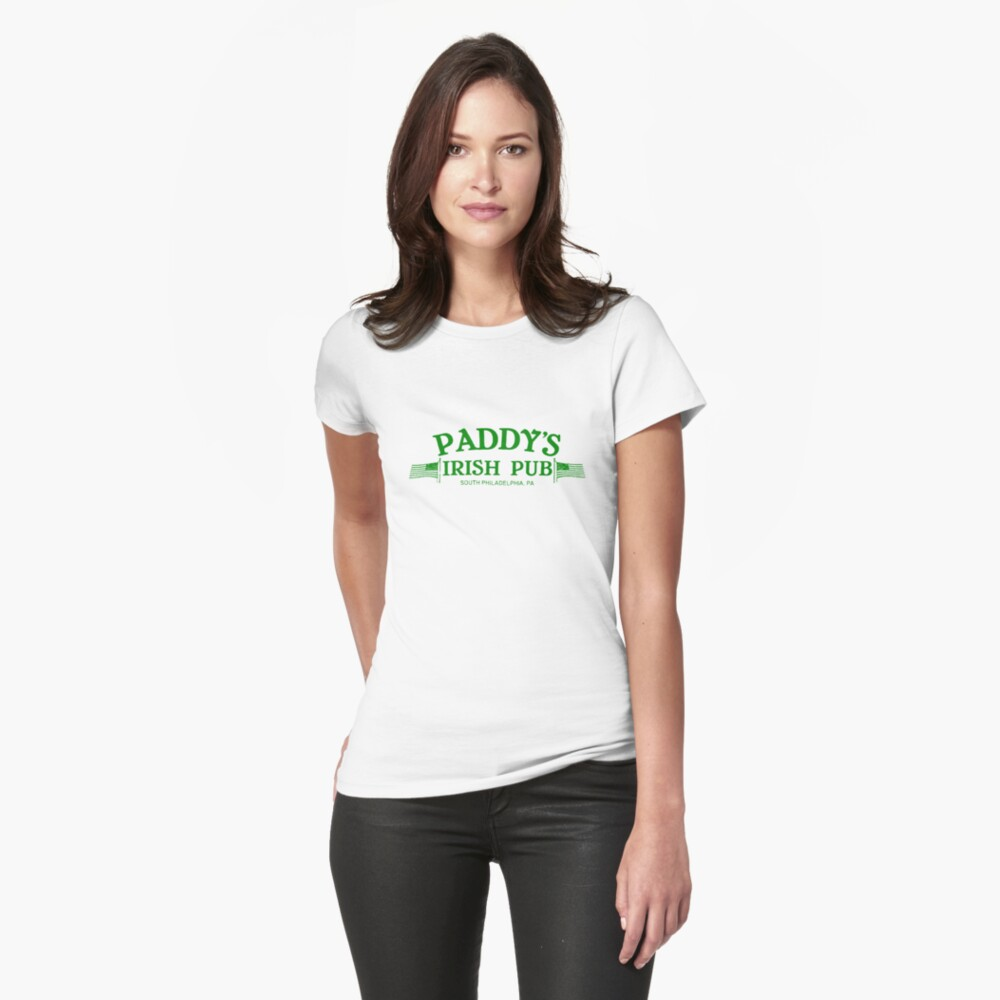 Immer sonnig Tailliertes T-Shirt