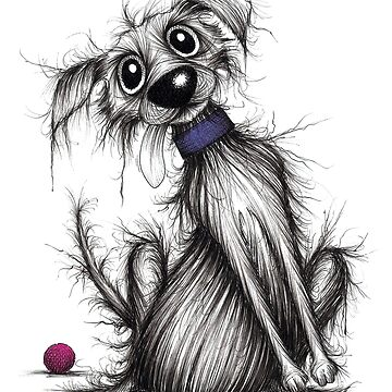 Mr Stinker by KeithMillsArt