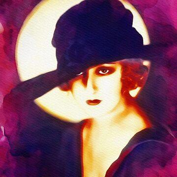 Grace Darmond, Vintage Actress by SerpentFilms