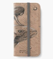 The Mermaid and the Whale iPhone Wallet/Case/Skin