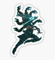 Guardian of the Hydra Sticker