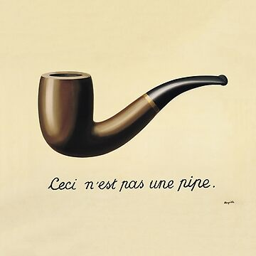 This Is Not A Pipe by GuyBlank