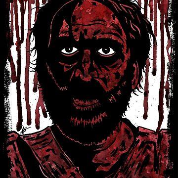 Bloody Revenge God by PunchyMcFace