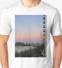 Coolangatta sunrise, Queensland, Australia T-Shirt