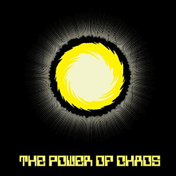 The Power of Chaos - Golden Flash by PPWGD