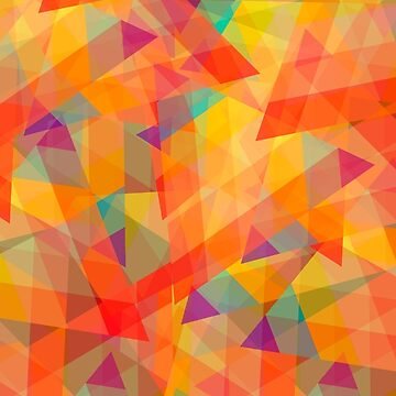 Triangle Shapes by Kiboune