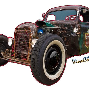 Rat Rods U Know I Love 'em! by ChasSinklier
