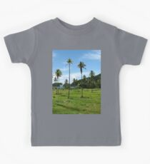 an exciting Sudan landscape Kids Tee