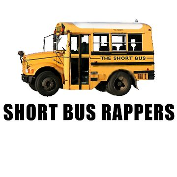 Short Bus Rappers by adjua