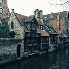 Bruges in Winter by msangiemoon