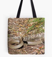Eastern Brown Snake Tote Bag
