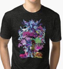 Deltarune - Adventure Tri-blend T-Shirt