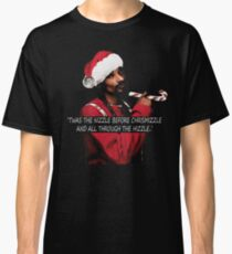 Snoop Dogg on Christmas Classic T-Shirt