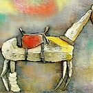 The Toy Horse by Betsy  Seeton