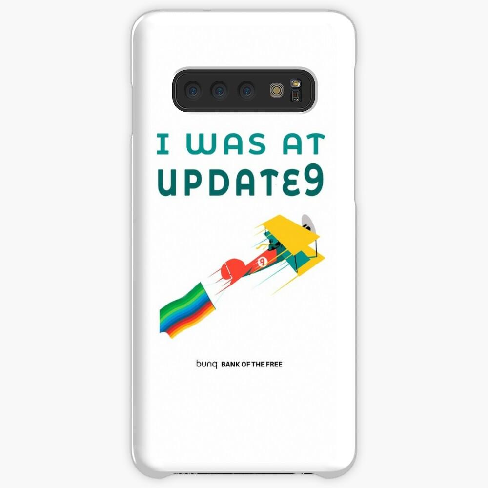 Update 9 Case & Skin for Samsung Galaxy