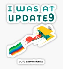 Update 9 Sticker