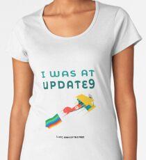 Update 9 Women's Premium T-Shirt
