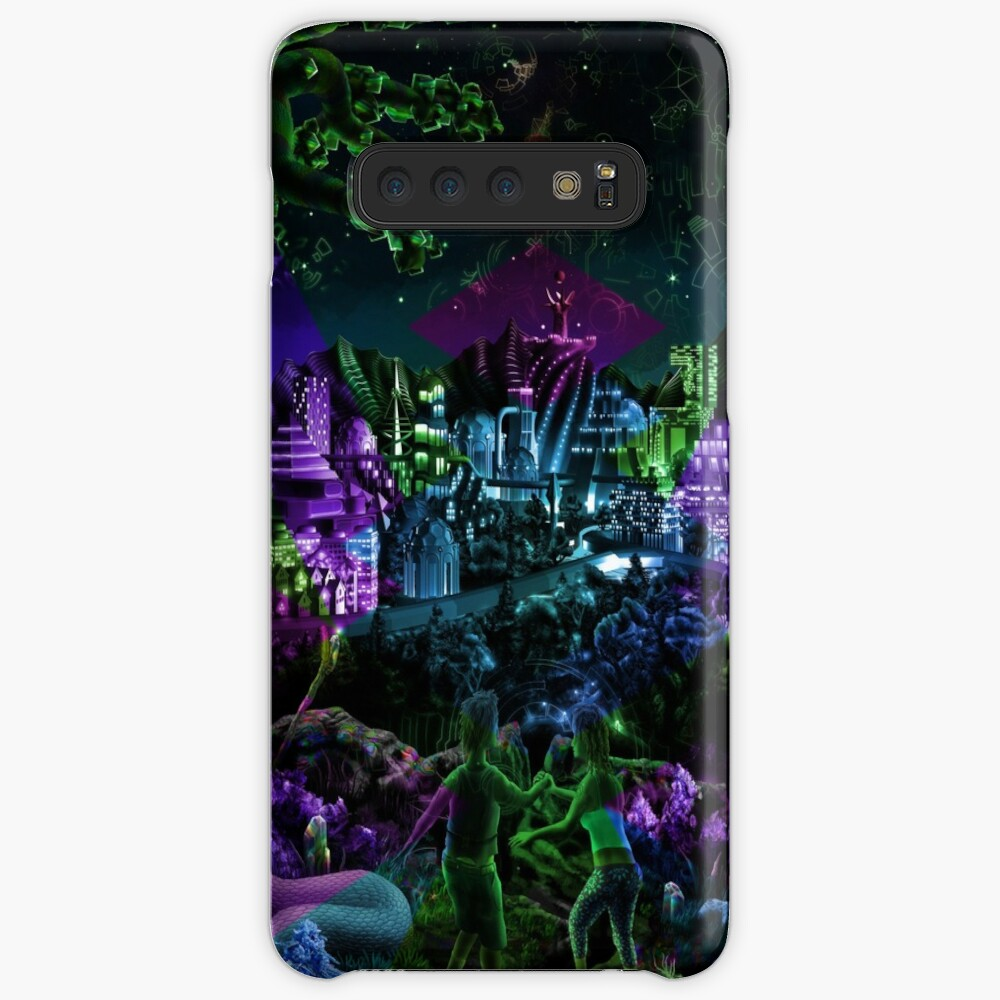 FutuRetro Dreams Case & Skin for Samsung Galaxy