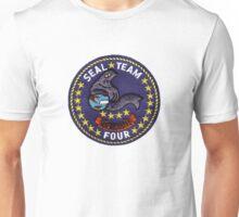 US Navy Seal Team Four. Unisex T-Shirt
