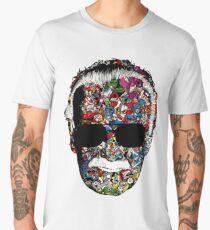 Stan Lee - Man of many faces Men's Premium T-Shirt