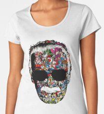 Stan Lee - Man of many faces Women's Premium T-Shirt