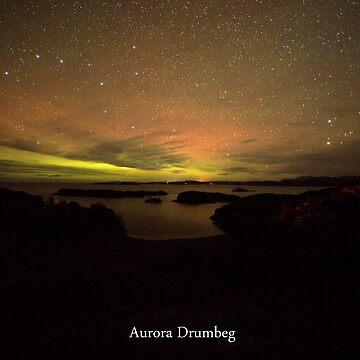 Aurora Drumbeg #3 by Alexanderargyll