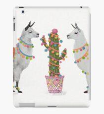 llamas iPad Case/Skin