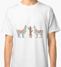 llamas Classic T-Shirt