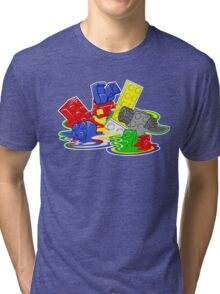 Toy Melt Tri-blend T-Shirt