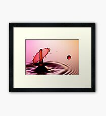 Looking Forward Framed Print
