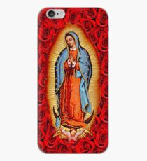 VIRGEN DE GUADALUPE iPhone Case