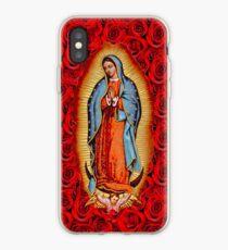 VIRGEN DE GUADALUPE iPhone Case