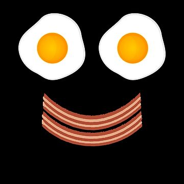 Fried egg and bacon love by IchliebeT-Shirt