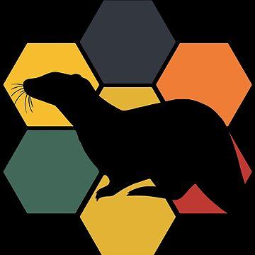 Otter habitat by GeschenkIdee