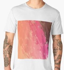 exotic wild Blocks pink Men's Premium T-Shirt