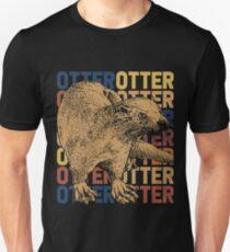 Otter Endangered species Unisex T-Shirt