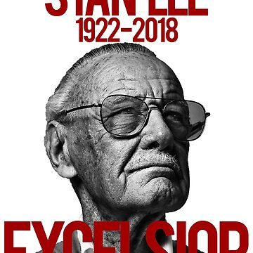 RIP Stan Lee by coinho