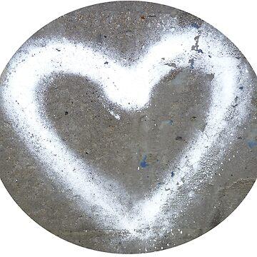 Stone heart by martinb1962
