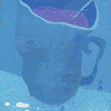 Coffee and milk by shizayats