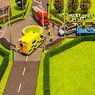 Emergency Response 1 by Steve Purnell