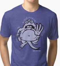 Fearful Monster! Tri-blend T-Shirt
