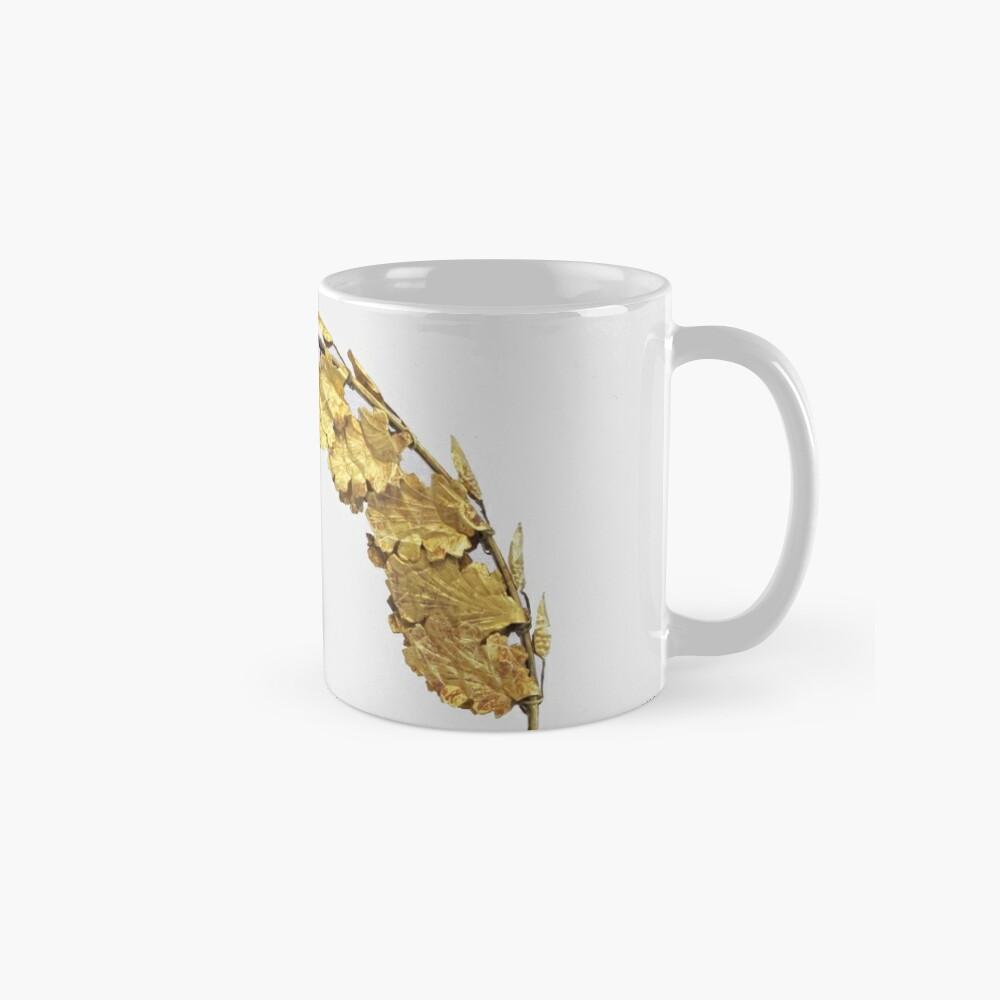 Römischer Goldener Kopfkranz (1. Jahrhundert) Tassen