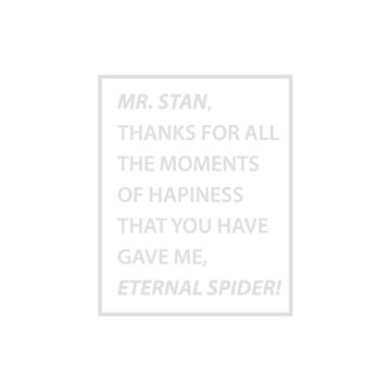 Thanks, Mr Stan Lee by hypnotzd