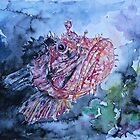 Scorpionfish by Kissart