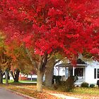 Ravishing in Red by Nadya Johnson