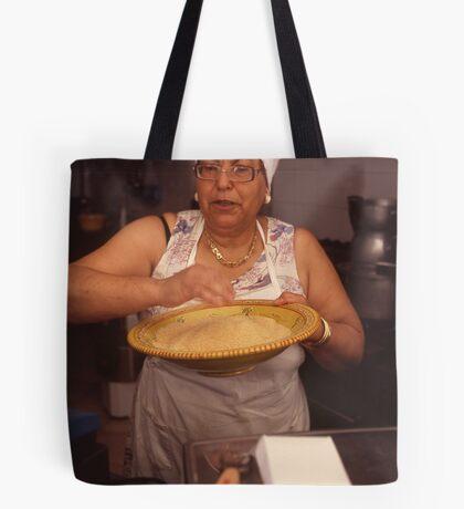couscous lady mazzara del vallo Tote Bag