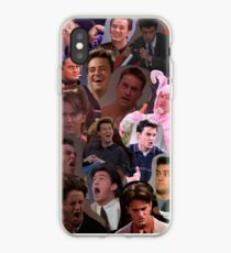 Chandler Bing Collage iPhone Case