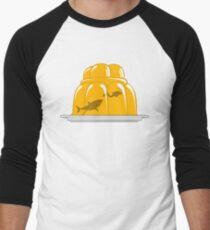 Jelly Shark Men's Baseball ¾ T-Shirt